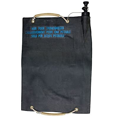 Sturm Military Surplus Swiss 20 Liter Black Water Bag