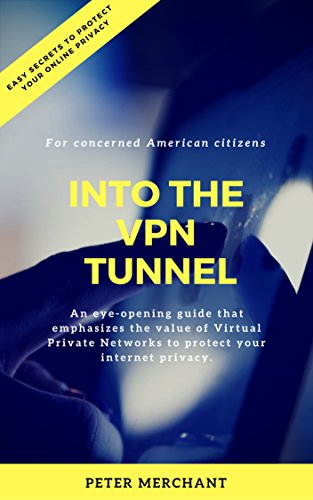 Into The VPN Tunnel: An eye-opening guide that emphasizes the value of Virtual Private Networks to protect your internet privacy. (English Edition)