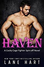 Haven: A Cocky Cage Fighter Spin-Off Novel (A Cocky Cage Fighter Novel Book 12)
