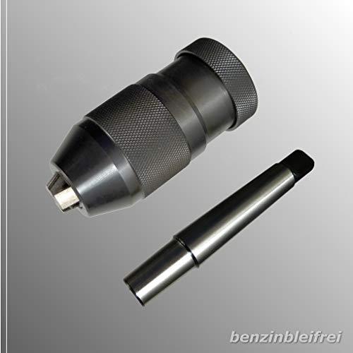 Profi-Schnellspannbohrfutter Bohrfutter für Ständerbohrmaschine 1-16mm B16 + MK2-Aufnahme