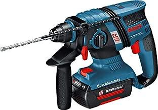 Bosch GBH 36V-EC Hammer Drill with a battery