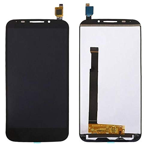 Compatibele Vervangings IPartsBuy LCD-scherm + Touch Screen Digitizer Vergadering for Alcatel One Touch POP S7 / 7045 / OT7045 / 7045Y Accessory