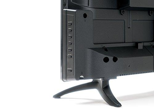 Xoro HTC 4048 100 cm (39,5 Zoll) LED Fernseher | Full HD, Triple Tuner DVB-S2/T2/C, DVD Player, PVR Ready