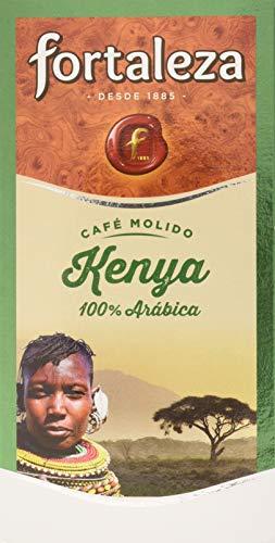 Café Fortaleza Café Molido Grandes Orígenes Kenya - 250 gr