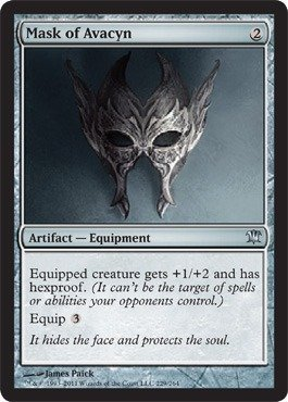 Magic: the Gathering - Mask of Avacyn - Innistrad