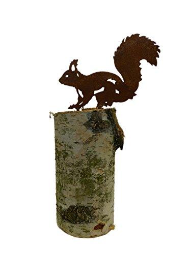 ARTTEC Design Eichhörnchen (klein, Rost)
