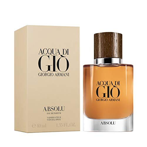 Perfume Acqua Di Gio Absolu - Giorgio Armani - Eau de Parfum Giorgio Armani Masculino Eau de Parfum