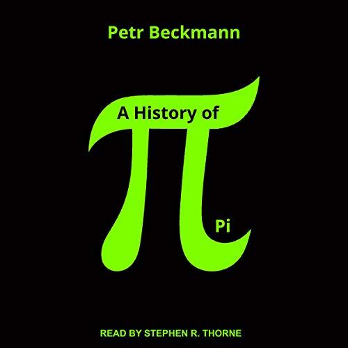 『A History of Pi』のカバーアート