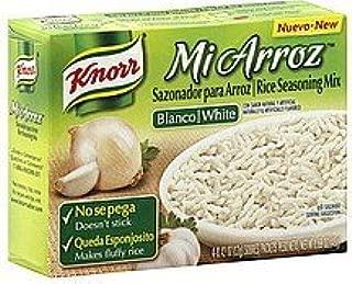 Best knorr arroz white rice seasoning Reviews
