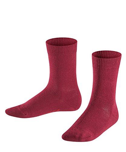 FALKE Kinder Socken Family - 94% Baumwolle, 1 Paar, Rosa (Gloss 8550), Größe: 31-34