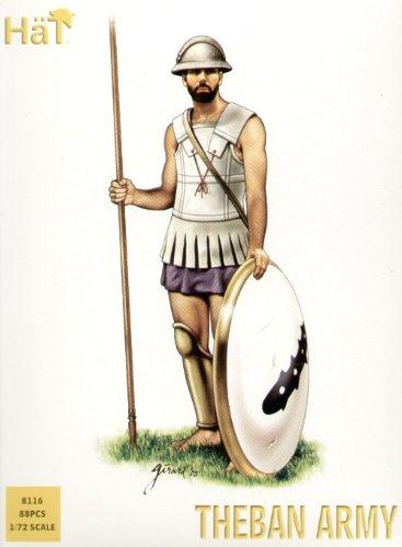 HaT 8129 Theban Army 1:72
