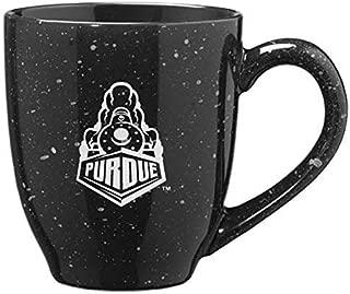 LXG, Inc. Purdue University - 16-ounce Ceramic Coffee Mug - Black