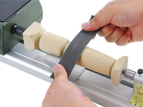 プロクソン(PROXXON)ウッドレースDX卓上木工旋盤幅広い作業が可能、別売のオプションも充実No.27020