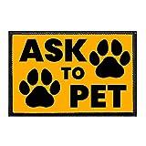 Ask to Pet...image