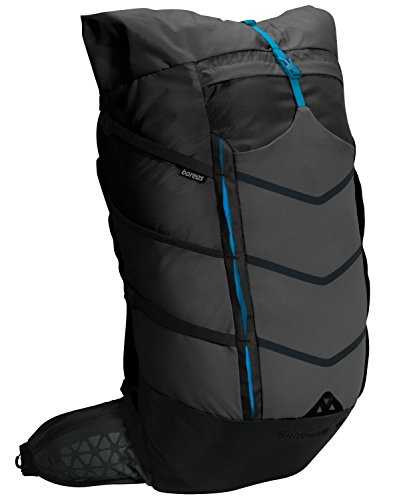 Boreas Men's Buttermilks 55 Internal Frame Backpacks, Farallon Black, Large
