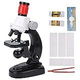 Deror Mikroskop, 1200-fache Vergrößerung Hochauflösendes Mikroskop Biologisches Mikroskop Spielzeug für Kinder