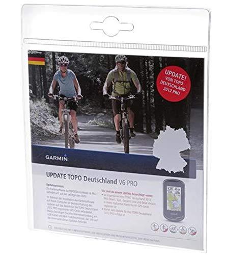 Garmin Update DVD Topo Deutschland V6 Pro, Silber, 010-11561-01