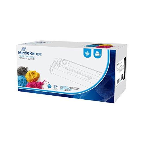 MediaRange Tonerkassette, universal, für HP® Q2613X|C7115X|Q2624X, schwarz