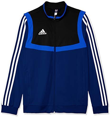 adidas Kinder TIRO19 PES JKTY Sport Jacket, Dark Blue/White, 910Y