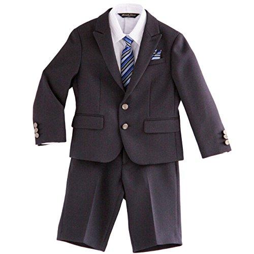 (キャサリンコテージ) Catherine Cottage子供服 MA507 男の子 入学式 ベーシックスーツ5点セット 130cm ネ...