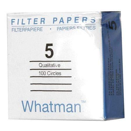 Whatman 1005090Whatman Standard Qualitative Filter Papier Stufe 5