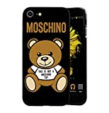 EpbyM This Is Not A Moschimo Toy Moschimo Logo iPhone 7/8 Plus Custodia, Custodia Cover Slim Anti...