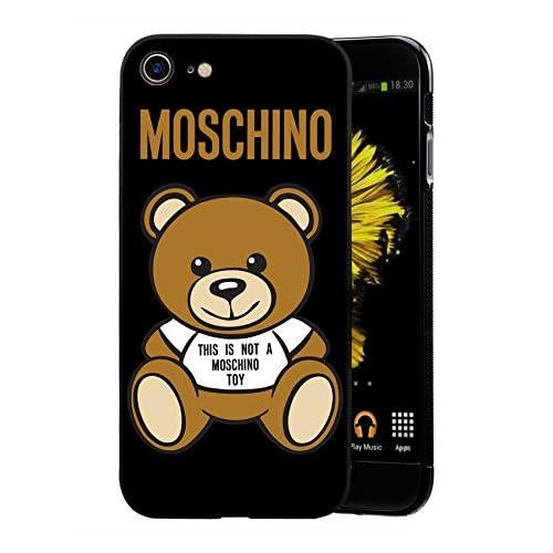 EpbyM This Is Not A Moschimo Toy Moschimo Logo iPhone 6/6S Plus Custodia, Custodia Cover Slim Anti Scivolo Custodia Protezione Posteriore Cover Antiurto per iPhone 6/6S Plus