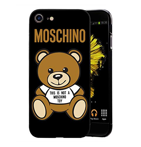 EpbyM This Is Not A Moschimo Toy Moschimo Logo iPhone 6/6S Custodia, Custodia Cover Slim Anti Scivolo Custodia Protezione Posteriore Cover Antiurto per iPhone 6/6S
