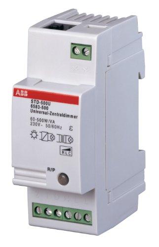 Abb, Dimmer di Potenza Universale a 1 Canale Eib/Knx - Std-500U