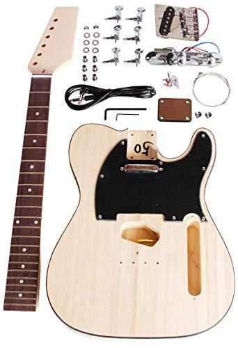 'Beaton DIY de TL de 12–selbstbau gitarrenkit ', TELE Edition, todo es incluido, para construir un su propia guitarra