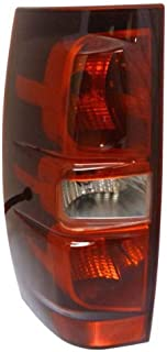 Replacement GM2800196 Driver Side Tail Light for 2007-2013 Chevy/Chevrolet Suburban 1500 2500 Tahoe (Excluding Hybrid Models)