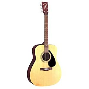 Yamaha FX310A Full Size Electro-Acoustic Guitar (Natural) 4