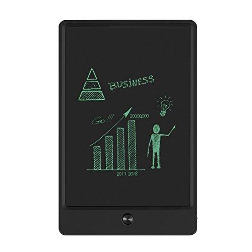 Preisvergleich Produktbild Howeasy Board Zeichnung Handschrift Pad Tragbare 10in LCD Elektronische Schreiben Tablet Digital Touchscreen Zeichnung Pad Board Grafiktabletts Multifunktional Kinder Boogie Magnetic Stylus Speicher