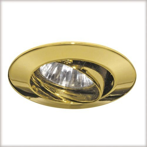 Paulmann 5776 Einbaustrahler, Aluminium, GU4, gold