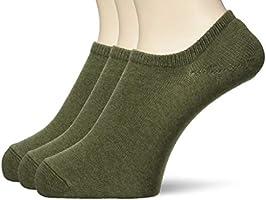 [オカモト] 脱げない ココピタ メンズ スニーカー用 フットカバー 3足組 無地 くるぶし ソックス 靴下