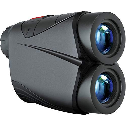 KXDLR Laser-afstandsmeter, 6-voudige vergroting, 650 yards laserafstandsmeter, nauwkeurige afstandsmeter, slope afstandscorrectie, vlag-lock, turnier legal golfmeter