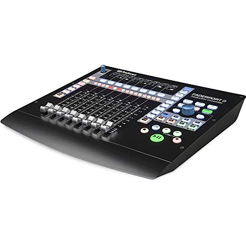 Presonus FaderPort 8 8-channel Mix Production Controller with Microfiber and Free EverythingMusic 1 Year Extended Warranty