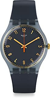 Swatch SUOM105 Originals New Gent Nuit Bleue Unisex Watch
