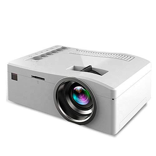 Lowest Price! ILYO 1080P Projector, LED Projector Portable Entertainment Micro Projector HD 20000 Ho...