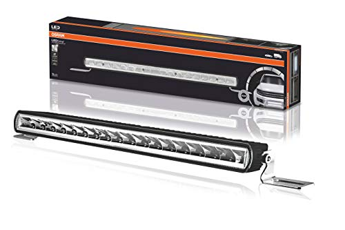 OSRAM LEDriving LIGHTBAR SX500-SP, luz de conducción LED para luz de carretera, foco, 3900 lúmenes, haz de luz de hasta 370 m, faros LED, foco led 12V/24V, homologación ECE