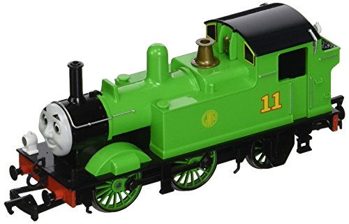 Bachmann Oliver Locomotive With Moving Eyes Train
