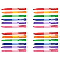 24-Pack Amazon Basics Mechanical Pencils with Rubber Grip