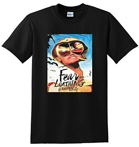 Fear and Loathing IN LAS Vegas T Shirt 4k bluray Cover SMALL MEDIUM Large or XL