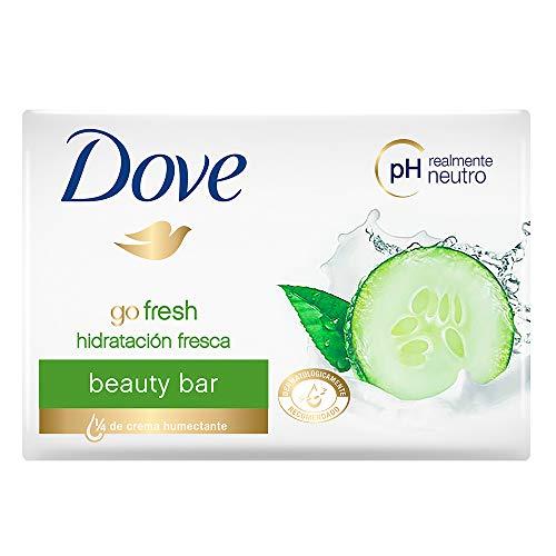 Dove Go Fresh FRESH TOUCH Beauty Bar, 135g (Pack of 3)
