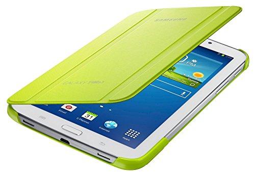 SAMSUNG Galaxy Tab 3 7.0 P3200 / P3210 (T210 / T211) Book Cover Custodia Colore Verde Originale EF-BT210BG in Scatola Originale SIGILLATA - Garanzia Italia (Non Compatibile TAB3 Lite)