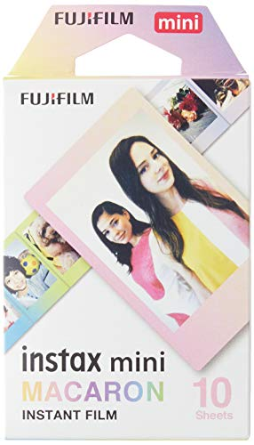 Fujifilm - Instax Mini - 10 Films Multicolore