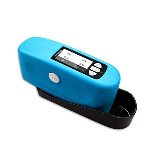 WG60A precisión medidor de brillo de 60 grados for pisos de granito Brillómetro ángulo 0-1000 GU brillo individual Con USB