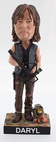 ウォーキング・デッド ダリル・ディクソン フィギュア 首振り人形 The Walking Dead Daryl Dixon Royal Bobbles [並行輸入品]