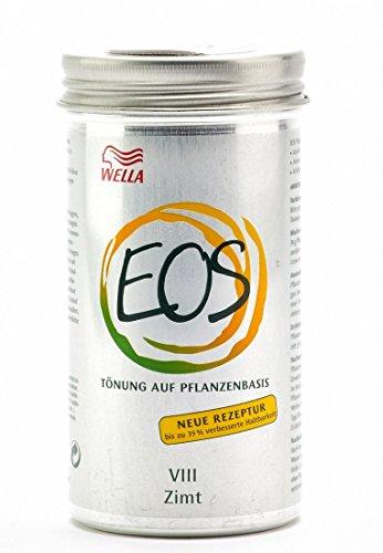 Wella EOS VIII Zimt Pflanzentönung, 1er Pack (1 x 120 g)