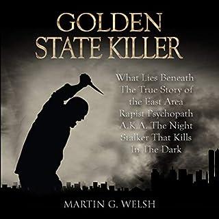 Golden State Killer Book cover art